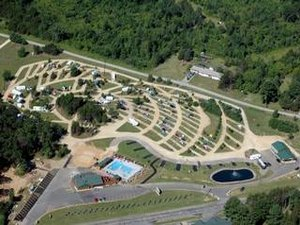 Edge-O-Dells Camping & RV Resort - Wisconsin Dells WI