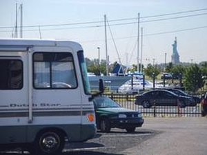 Liberty Harbor Marina & RV Park - Jersey City NJ