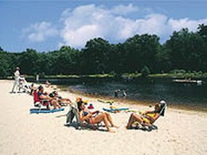 Big Timber Lake Family Camping Resort - Cape May Court House NJ