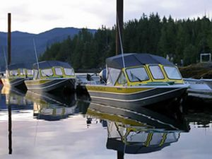Clover Pass Resort and RV Park - Ketchikan AK